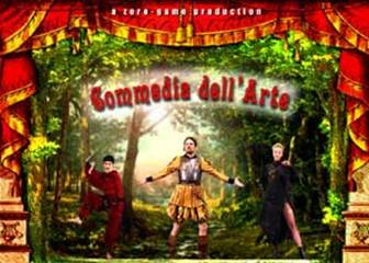 an analysis of commedia dellarte the first improvisational drama Commedia dell'arte (1400-1600 ad)1)commedia dell'arte was essentially the first improvisational dramathe commedia dell'arte was popular in 16th and 17th century italy, in a period when theatre plays were classic and cold, and amateur actors recited t.